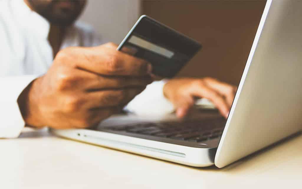 ventes privées carte de crédit