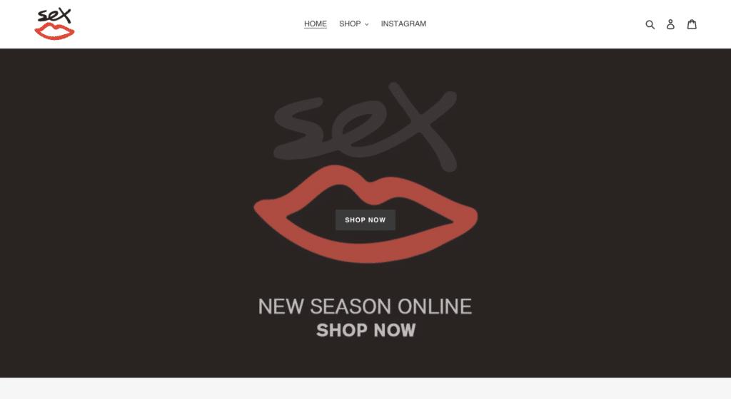 meilleures marques streetwear sex skateboard