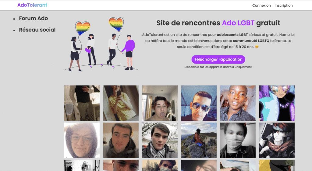 site de rencontre pour ado gay à Les Abymes
